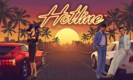 hotline slot by netent