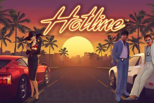 Bildresultat för hotline slot review
