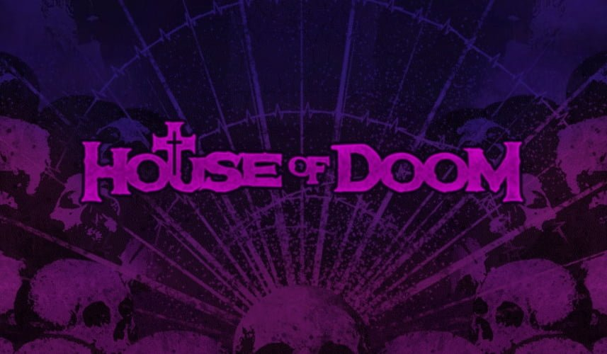 house of doom slot by play n go