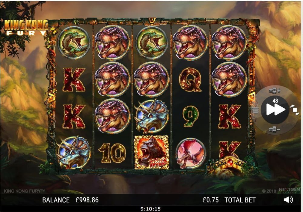 King Kong Slot Game Review