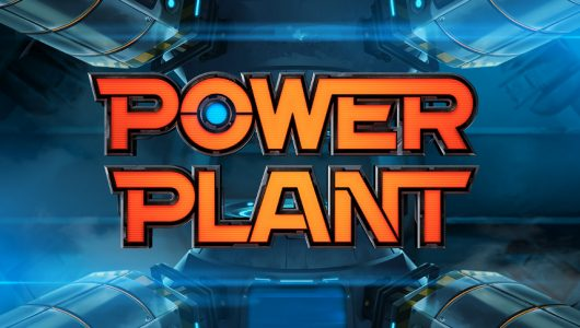 power plant slot by yggdrasil