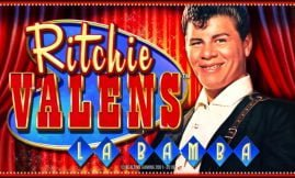 ritchie valens slot by realtime gaming