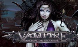 vampire princess of darkness slot by playtech