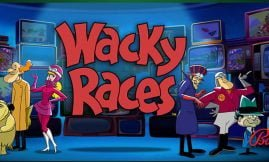 wacky races slot by bally