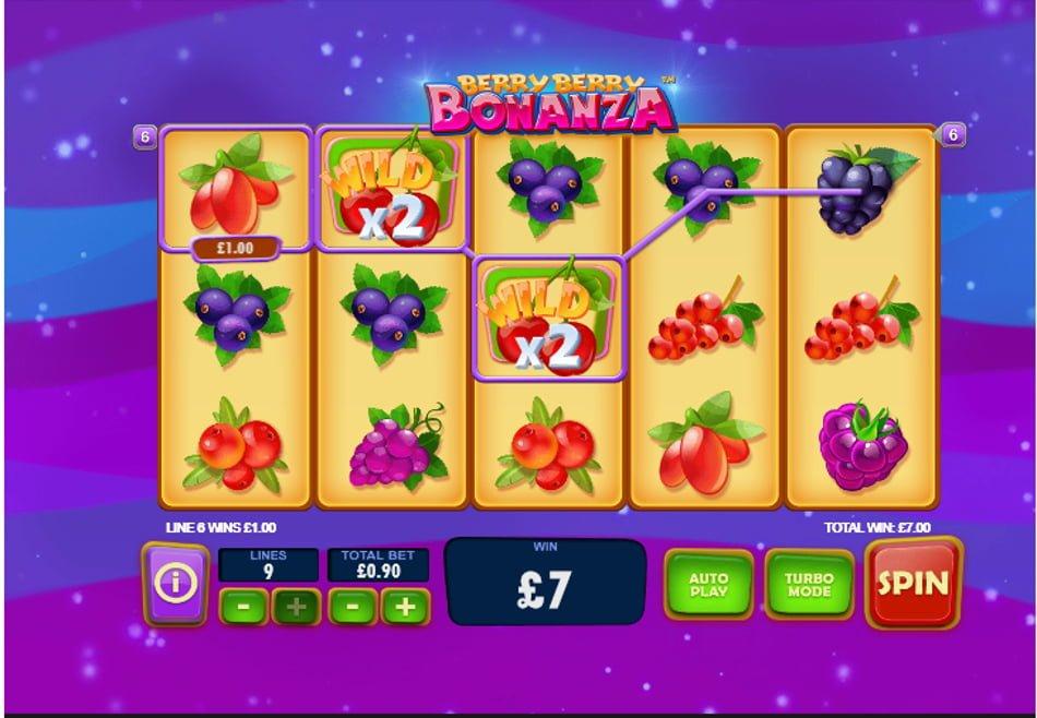 berry berry bonanza slot