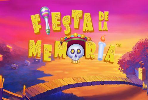 fiesta de la memoria by playtech