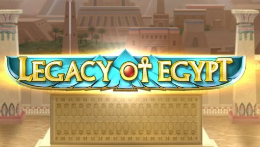 legacy of egypt slot by play n go