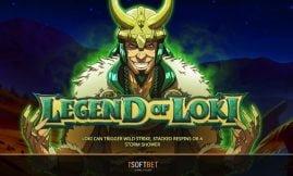 legend of loki slot by isoftbet
