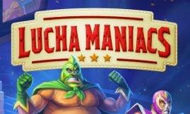 lucha maniacs slot by yggdrasil