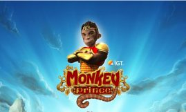 monkey prince slot by igt