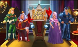 the royal family slot by yggdrasil