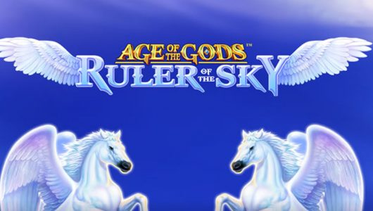 age of gods ruler of the sky slot by playtech