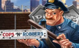 cops n robbers slot by play n go