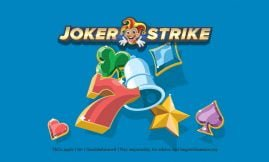 joker strike slot by betsoft