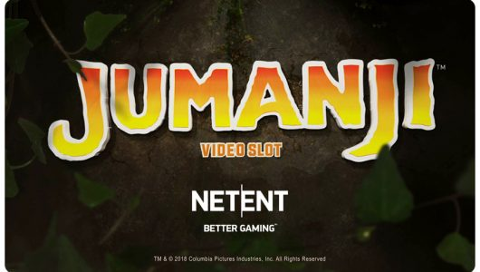 jumanji slot by netent
