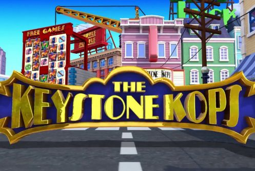 keystone kops slot by igt