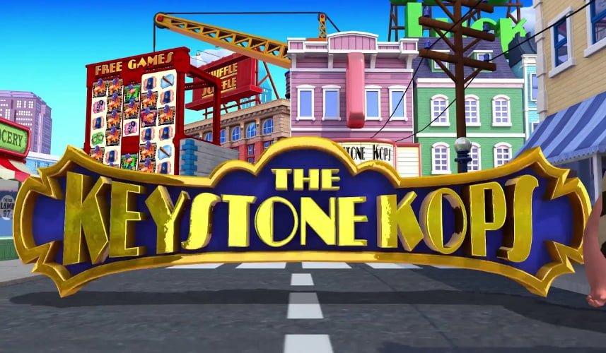 keystone kops slot by igt