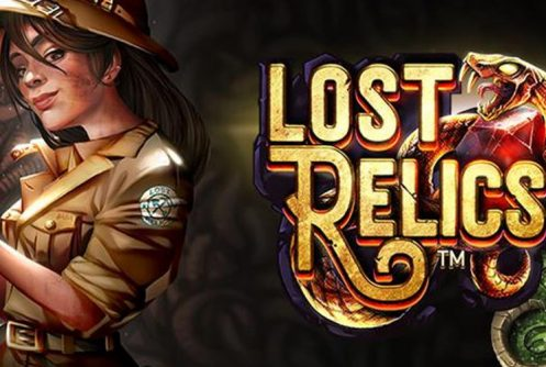 lost relics slot by netent