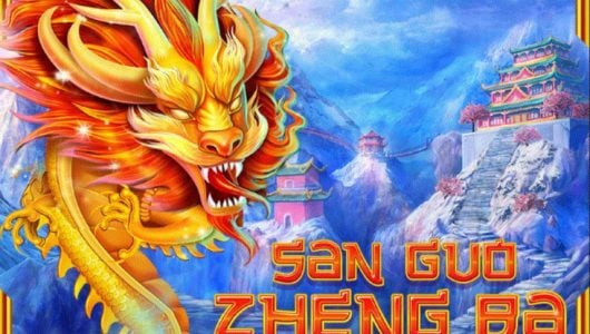 san guo zheng slot by rtg