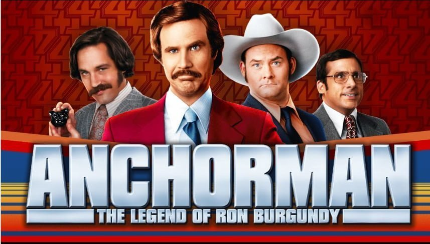 anchorman the legend of ron burgundy slot