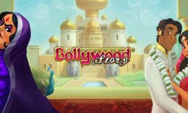 bollywood story slot by netent