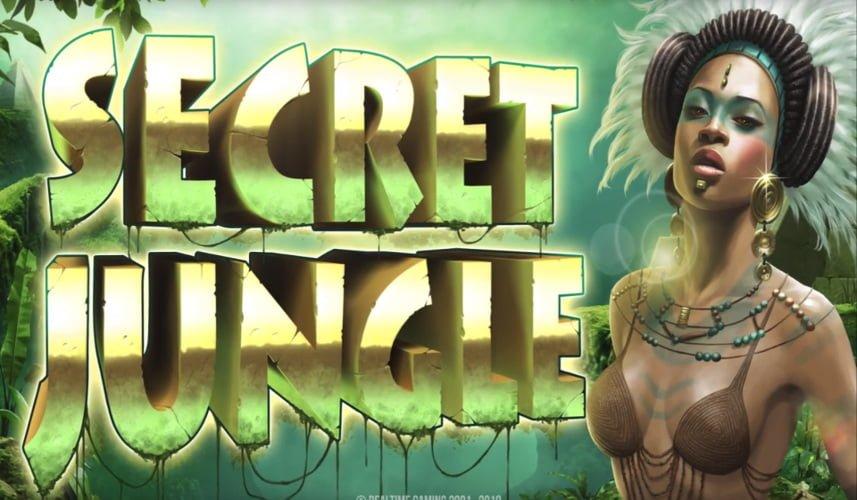 secret jungle slot by rtg