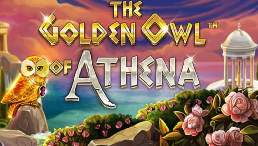 the golden owl of athena slot by betsoft