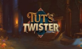 tuts twister slot by yggdrasil