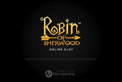 robin of sherwood slot by rabcat