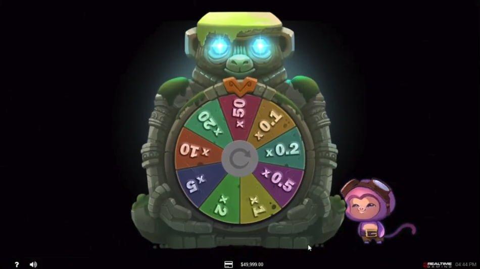 Banana Jones Slot Machine