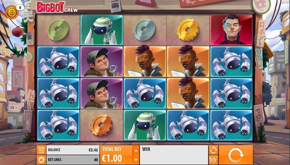 online casino slot bot