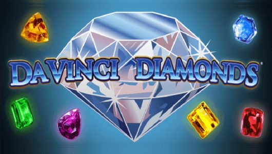 davinci diamonds slot by IGT
