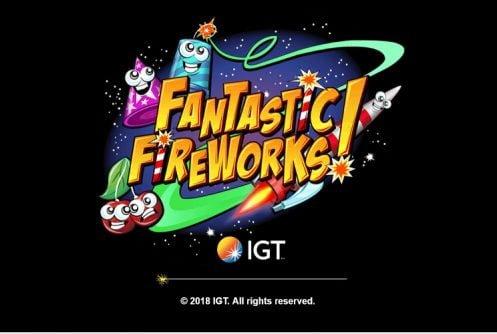 fantastic fireworks by IGT