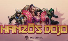 hanzos dojo slot by yggdrasil