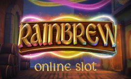 rainbrew slot by microgaming
