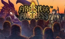 fire siege fortress slot by netent