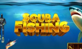scuba fishing slot by rtg