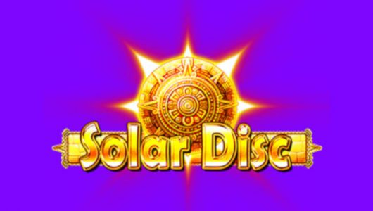solar disk slot by igt