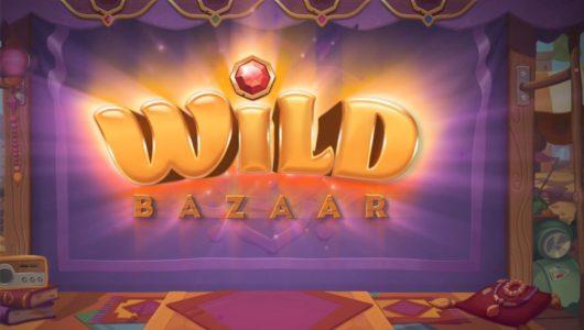 wild bazaar slot by netent