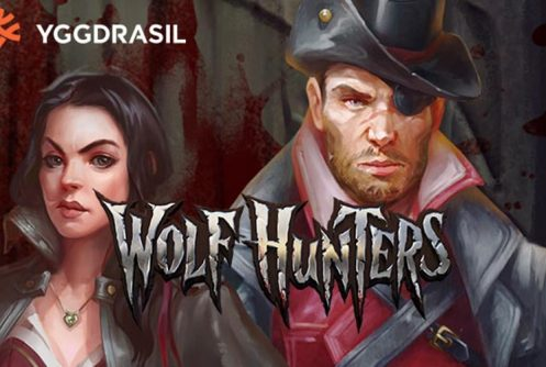 wolf hunters slot by yggdsrasil
