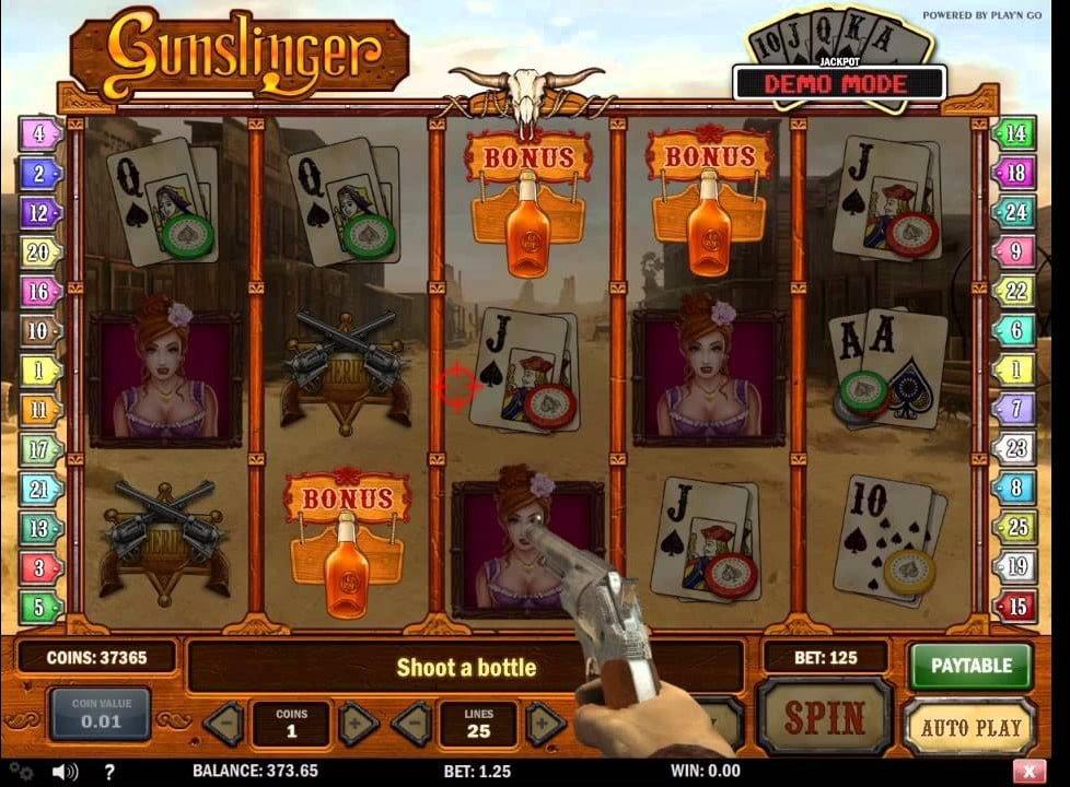 Spiele Gunslinger: Reloaded - Video Slots Online