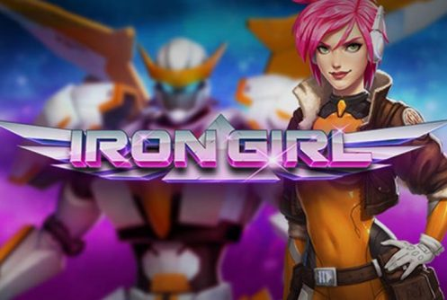 iron girl slot by play n go