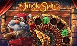 jingle spin slot by netent