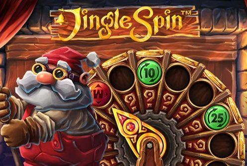 jingle spin slot by netent