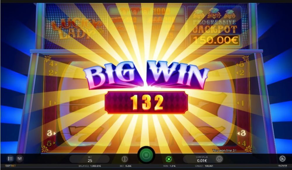 lucky lady slot by isoftbet