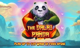 the dali panda slot by isoftbet