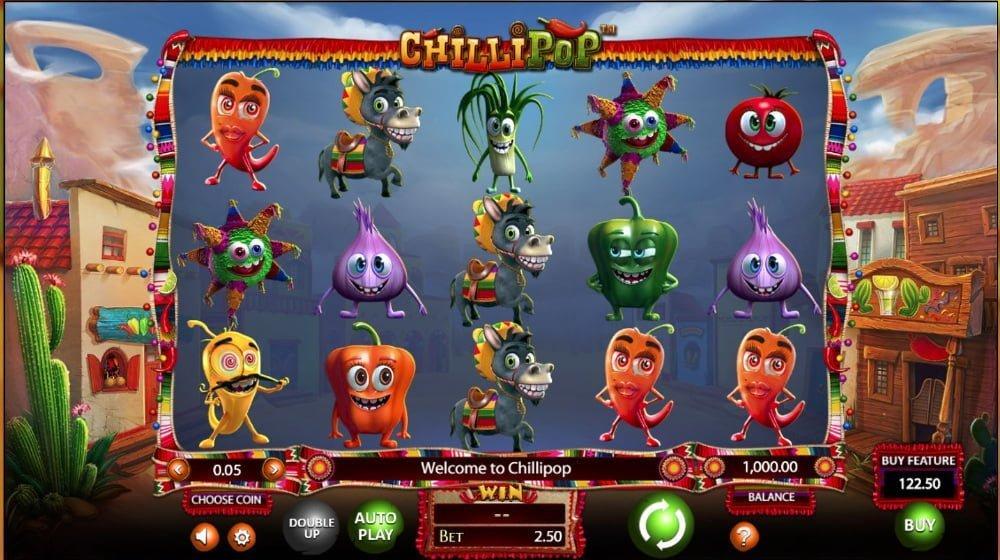 chillipop slot by betsoft