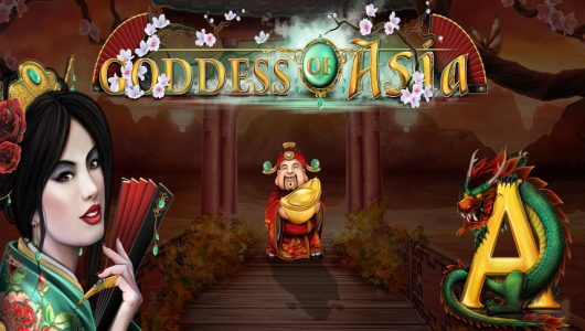 goddess of asia slot by play n go