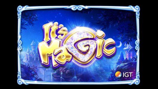 its magic slot by igt