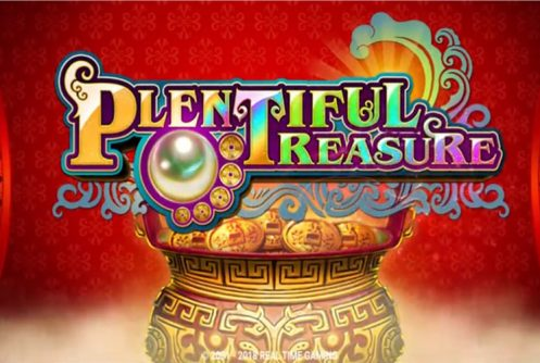 plentiful treasures slot by rtg